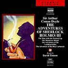 The adventures of Sherlock Holmes III