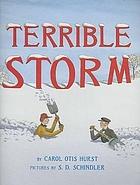 Terrible storm