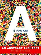 A is for art : an abstract alphabet