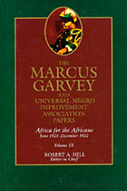 The Marcus Garvey and Universal Negro Improvement Association papers