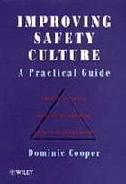Improving safety culture : a practical guide