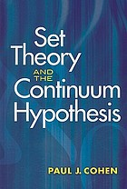 Set theory and the continuum hypothesisSet theory and the continuum hypotheses : with a new introduction by Martin Davis