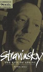 Stravinsky, the rite of spring