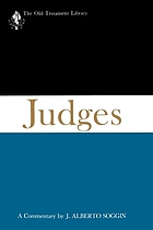 Judges, a commentary
