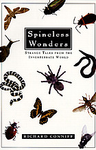Spineless wonders : strange tales from the invertebrate world