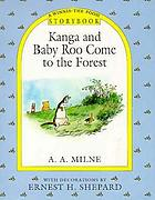 Kanga and Baby Roo come to the forest