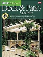 Ortho's all about deck & patio upgrades