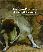 European paintings of the 19th centuryEuropean paintings of the 19th centuryEuropean paintings of the 19th century