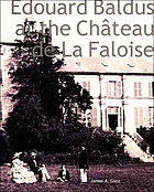 Edouard Baldus at the Château de la Faloise