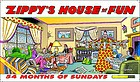 Zippy's house of fun : 54 months of Sundays
