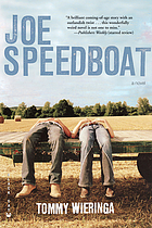 Joe Speedboat