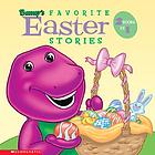 Barney's favorite Easter stories