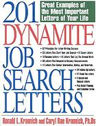 201 dynamite job search letters