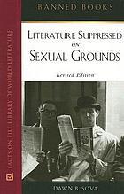Literature suppressed on sexual grounds