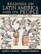 Readings on Latin America and its people