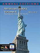 Annual editions : American history