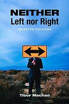 Neither left nor right : selected columns