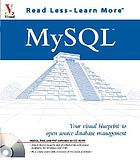 MySQL : your visual blueprint to open source database management