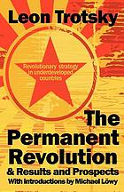 The permanent revolution, and Results and prospects