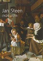 Jan Steen (1626-1679)