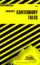 Canterbury tales : notes