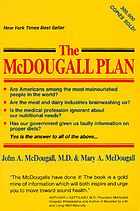 The McDougall plan
