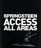 Springsteen : access all areas