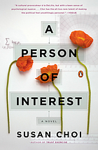 A person of interest : a novel