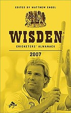 Wisden cricketers' almanack, 2007