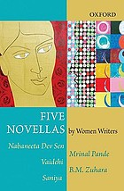 Five novellas by women writers