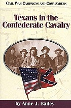Texans in the Confederate cavalry