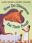 How do dinosaurs eat their food