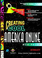 America Online's Creating cool web pages