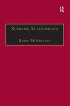 Supreme attachments : studies in Victorian love poetry
