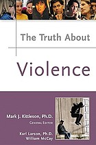 The truth about violence