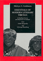 Essentials of modern literary Tibetan : a reading course and reference grammar