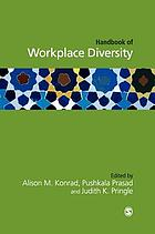 The handbook of workplace diversity