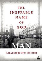 The ineffable name of God : humankind poems in Yiddish and English