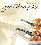 At the table of Jim Thompson