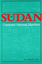 The Sudan : contested national identities