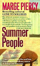 Summer people : a novel