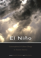 El Niño, catastrophism, and culture change in ancient America