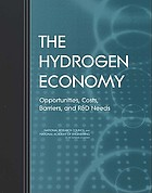 The hydrogen economy : opportunities, costs, barriers, and R & D needs