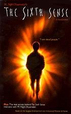 M. Night Shyamalan's The sixth sense : a novelization