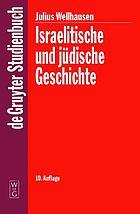 Israelitische und jüdische Geschichte