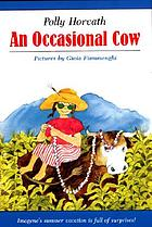An occasional cow