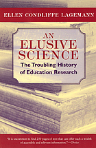An elusive science : the troubling history of education research