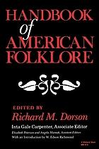 Handbook of American folklore