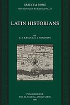 Latin historians