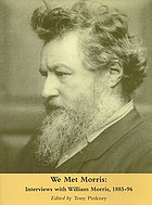 We met Morris : interviews with William Morris, 1885-96